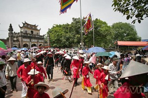 The Giong Festival