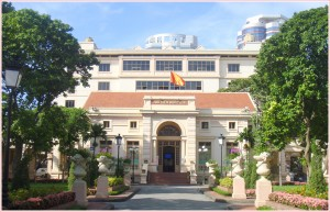 National Library of Vietnam