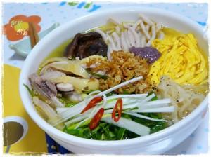 Bun Thang – Hanoi delicacy