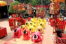 Festival of Ung Thien Communal House, Hanoi