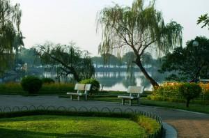 Hanoi: Truc Bach Lake