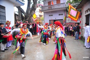 Traditional Festival Of Trieu Khuc Village