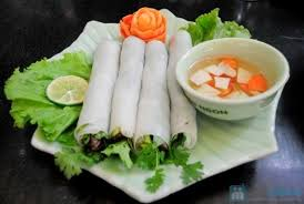 Hanoi Specialty- Fresh Rice Noodle Rolls