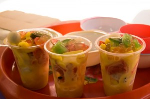 Kinds of Porridge Help to Reduce Heat in Hanoi Summer