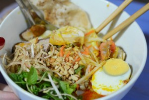 Specialties of Central Vietnam in the Heart of Hanoi