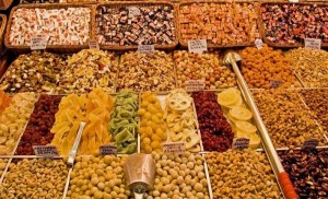 Ô mai (Salted or sugared dry fruits) – a delicious nosh of the capital