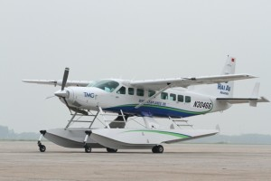 Vietnam Welcomes Two First Seaplanes