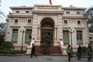 National Library, Hanoi