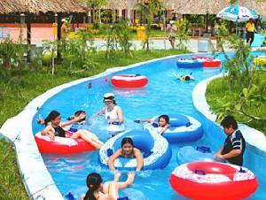 Hanoi Travel- West Lake Water Park