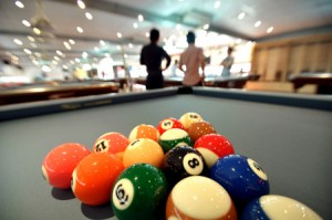 New Places for Billiard Lovers