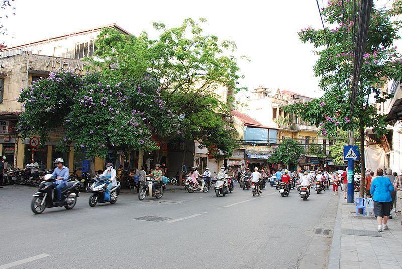 hang gai street