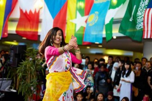 Food and Culture Jubilant Festival of Vietnamese students in Huddersfiled