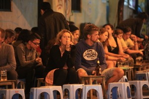 Ha Noi By Night Becomes Close on the Walking Streets