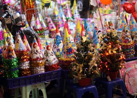 Hanoi-Streets- Christmas-3