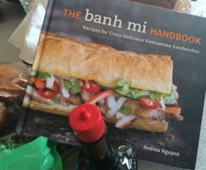 The Recipes for the Banh Mi is Printed in the United States