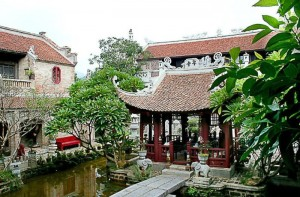 Peace Of Mind With Green and Quiet Space at Thanh Chuong Viet Palace