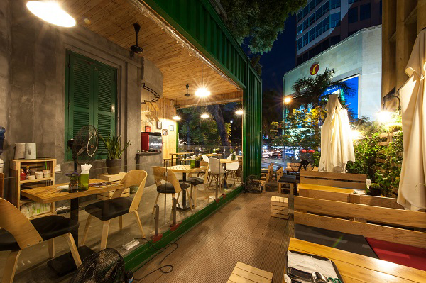 Hanoi: 5 Coffee and Fast Food Shops As Beautiful As Ones In Western Part 1 - hanoi online