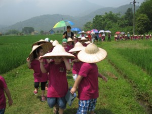 Funny Destinations For Hanoi Children On Vacation