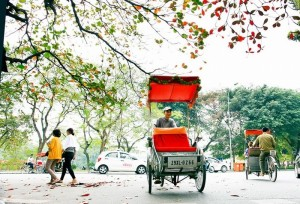 Hanoi Cyclo: Together With Cyclos To Discover Hanoi