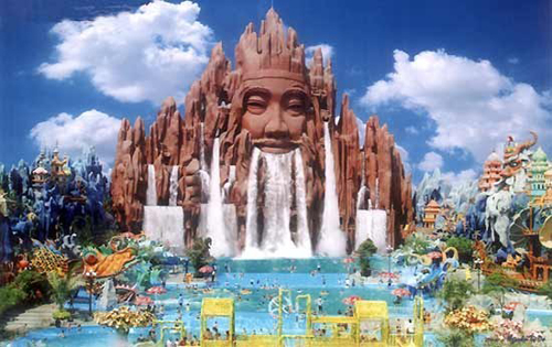 Funny Water Parks  (10)