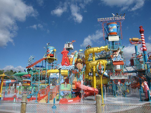 Funny Water Parks  (7)
