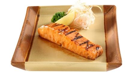 Salmon Banquet in Hanoi Fortuna Hotel (3)