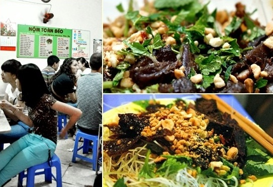 Top Five Attractive Salad Stores In Hanoi (4)