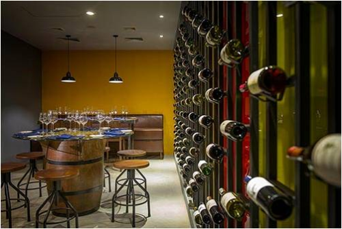 The French- Style Cellar in Viet Nam (2)