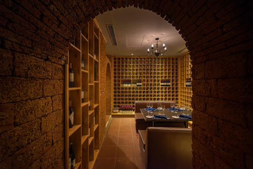 The French- Style Cellar in Viet Nam (5)