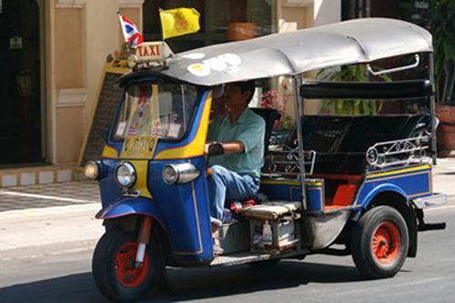 Vietnam Cyclos In World Top Unique Vehicles  (2)