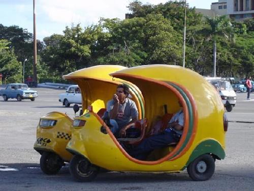 Vietnam Cyclos In World Top Unique Vehicles  (5)