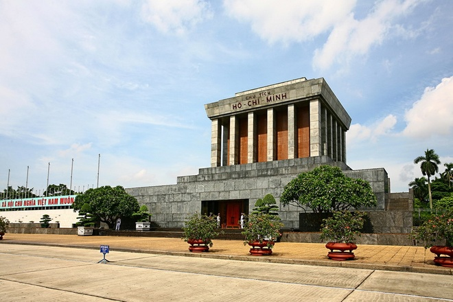 Architectural Works Nearby Ba Dinh Square (2)