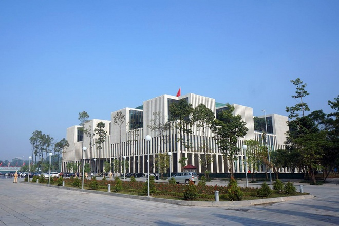 Architectural Works Nearby Ba Dinh Square (9)