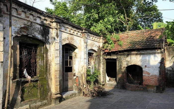 Cuu Village Where Preserves Nostalgic Values of Ha Noi (2)
