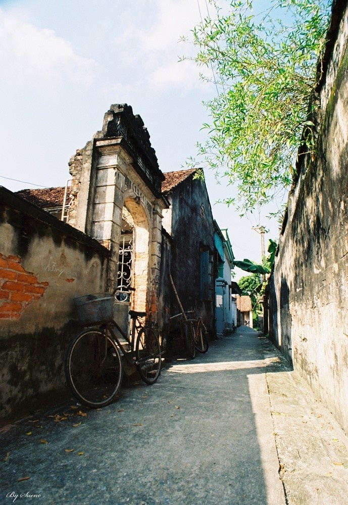 Cuu Village Where Preserves Nostalgic Values of Ha Noi (3)