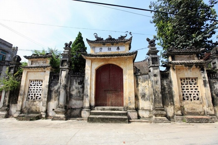 Cuu Village Where Preserves Nostalgic Values of Ha Noi (5)