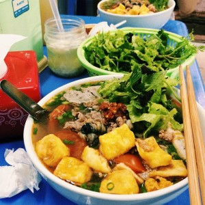 Hanoi Cuisine: Enjoy A Bowl of Vermicelli Soup