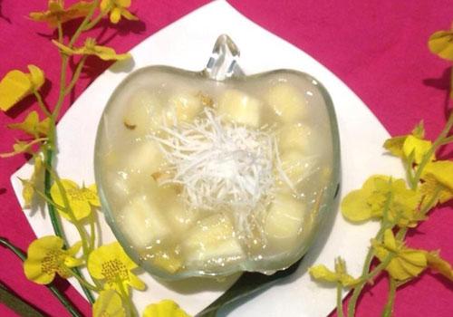 Popular Sweet Soups In Hanoi Autumn   (1)