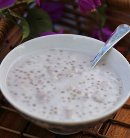 Popular Sweet Soups In Hanoi Autumn   (4)