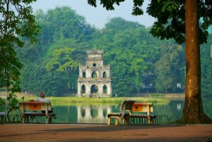 Three Beautiful Places In Hanoi Autumn