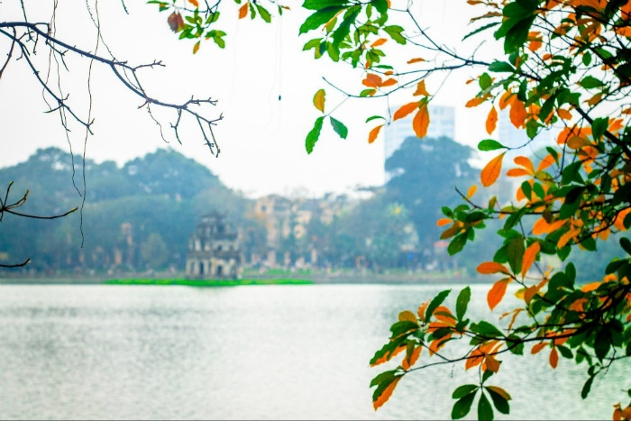 Three Beautiful Places In Hanoi Autumn  (5)