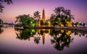 Hanoi – One of the best destinations in Vietnam with foreigners