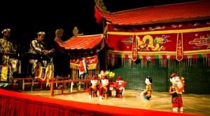Discover Vietnamese water puppetry (Múa rối nước)