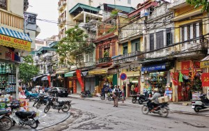 The Unique Classical Feature of Vietnam – Hanoi Old Quarter