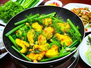 Cha Ca La Vong – Hanoi Grilled Fish
