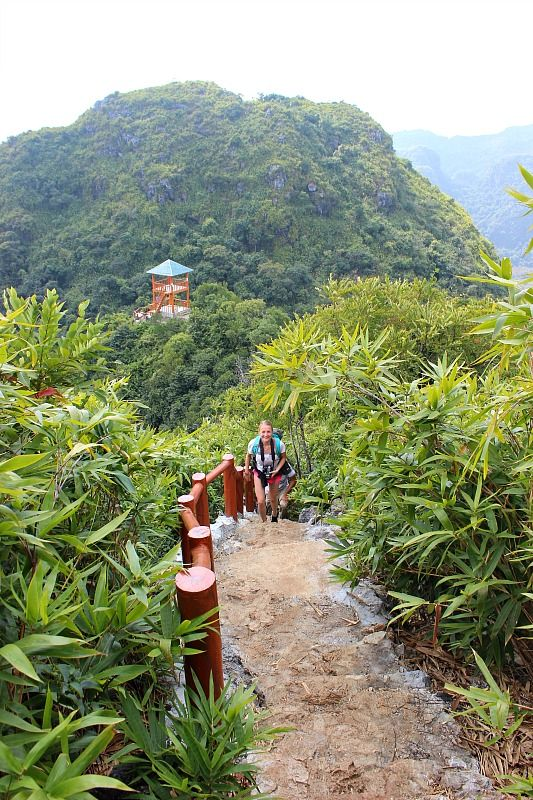 Cat Ba National Park Hike