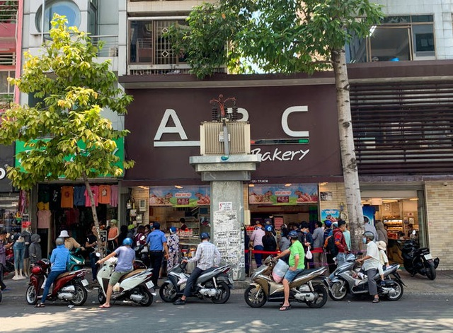 A bake in Ho Chi Minh has created the new break from the dragon fruit