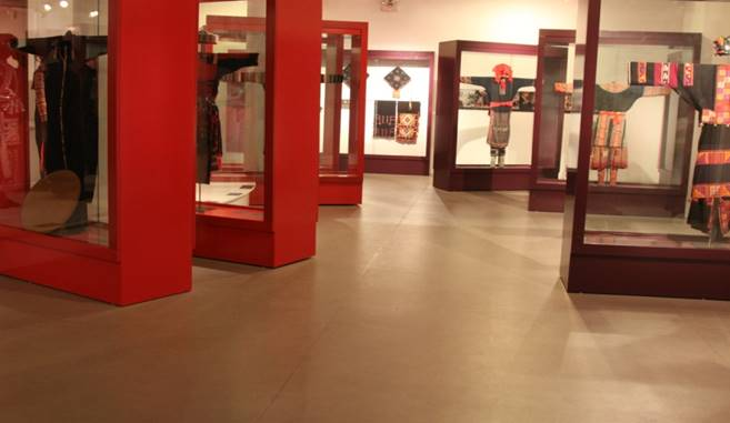 Visitors will have a chance to know, explore about the Vietnamese women' life