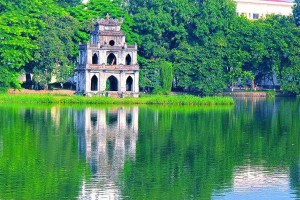 Hoan Kiem Lake – the symbol of Ha Noi