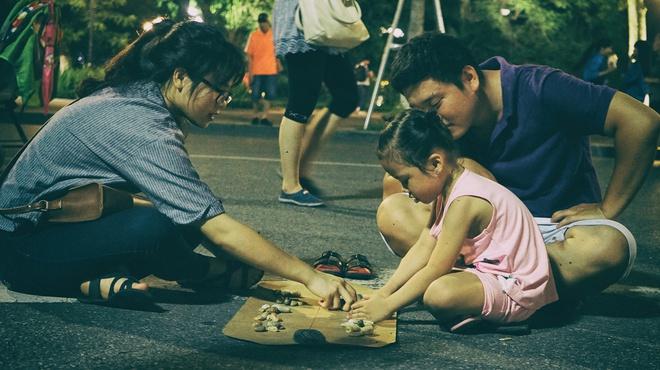 Ô ăn quan-a traditional games of Vietnam